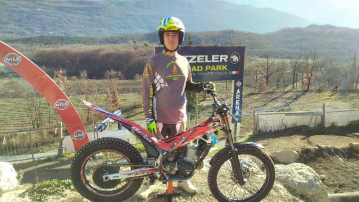 Il Motoclub Vigili del Fuoco Italia e Michele Oberburger insieme nel 2020