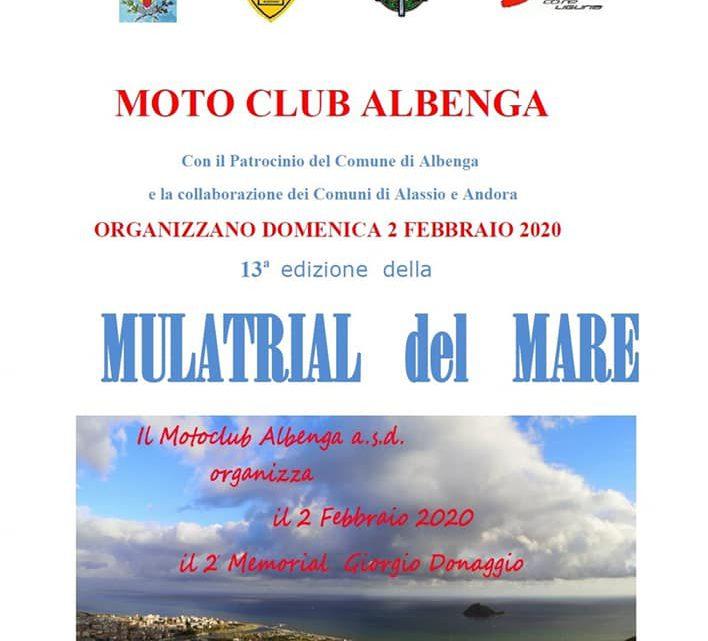 Mulatrial del Mare ad Albenga il 2 Febbraio