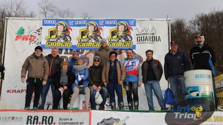 1° Prova Giorgio Cup 2020 60 al via nella gara del Pro Park Genova Organizzazione Motoclub La Guardia commento completo e foto