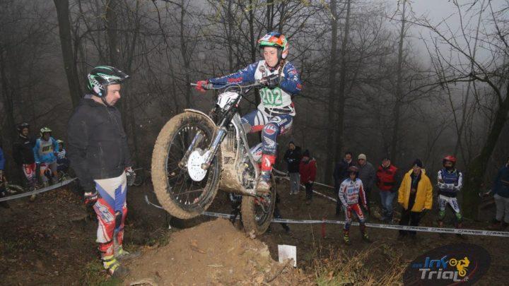 La campionessa italiana Alex Brancati non correrà nel 2020