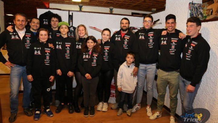 ANNULLATA Sabato 7 Marzo Presentazione Trial Team Aveto 2020