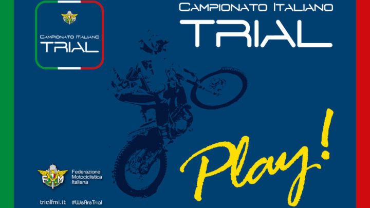 #IoRestoACasa con TRIALPLAY: il Campionato Italiano Trial alternativo
