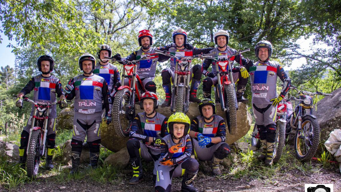 Presentato il Trial Team Camaiore #bubateam