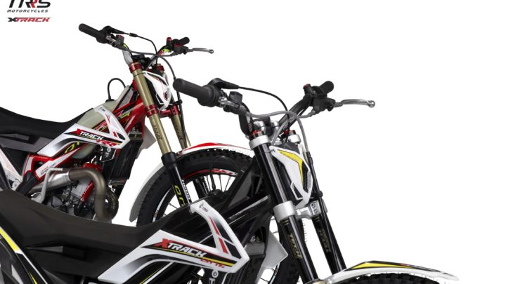 Nuove Trrs X Track 2021