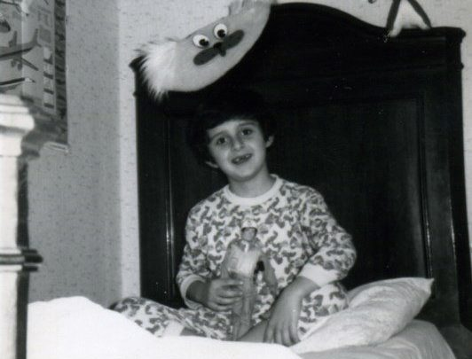 La travolgente passione di un bambino Intervista ad Alessandro Merlo
