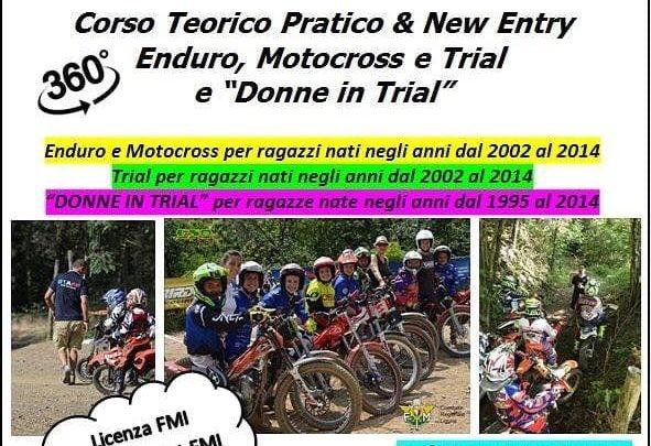 Corso Teorico pratico al Pro Park Genova il 4 Luglio