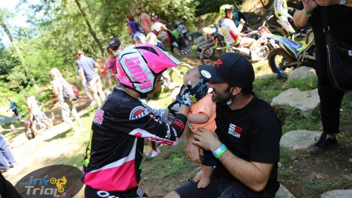 Sara Trentini, mamma racing. L'intervista di Infotrial
