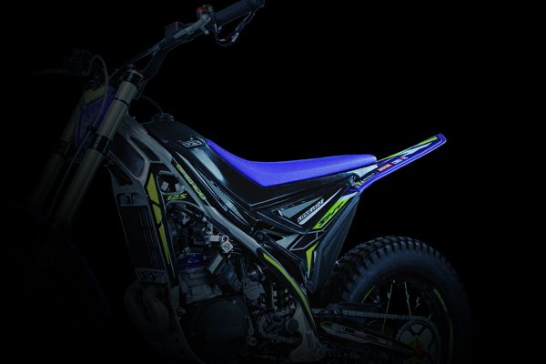 Kit Long Ride per Sherco Trial