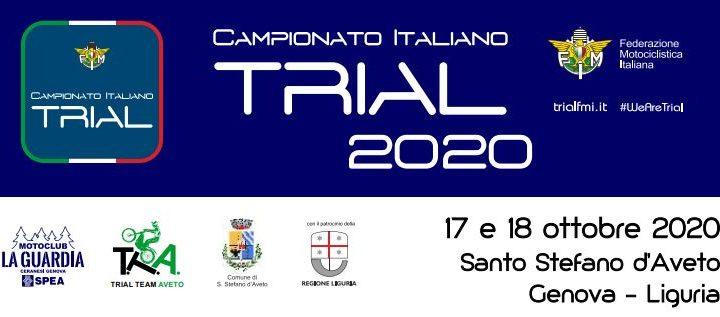 Presentazione Campionato Italiano Santo Stefano d'Aveto del 17 e 18 Ottobre, tutte le info e ricettività