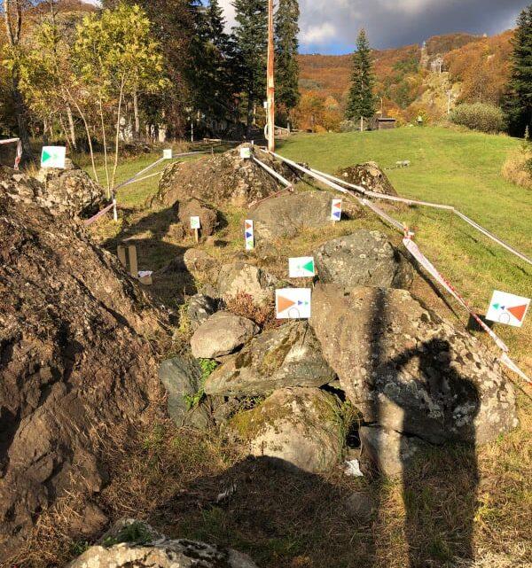 Le foto delle zone e norme anti-covid 19 Campionato Italiano Santo Stefano d'Aveto 17 e 18 Ottobre