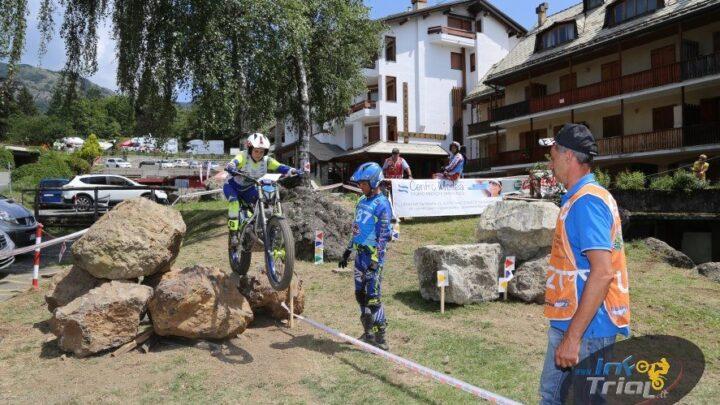 Campionato italiano Santo Stefano d'Aveto prima giornata.Orari di partenza e Classifiche live