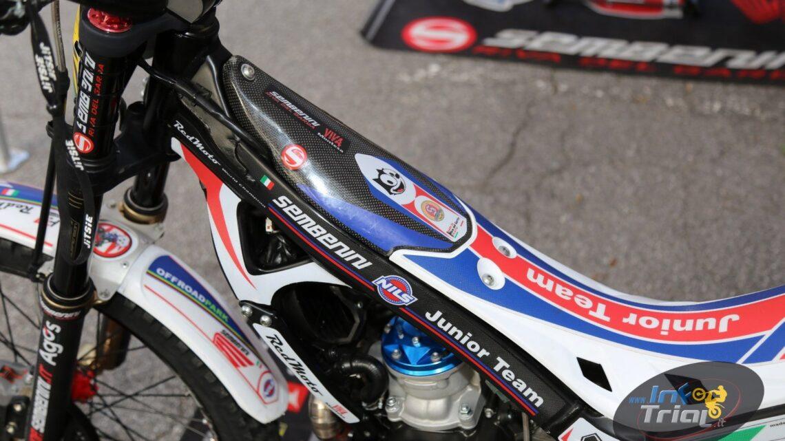Special Sembenini 125 cc 2 Tempi, i segreti del prototipo portato in gara all'italiano
