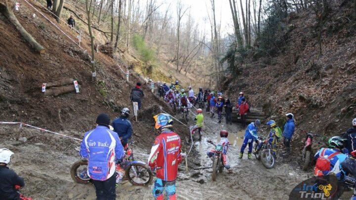 Campionato Regionale Ligure Trial l'8 Novembre al Pro Park Genova