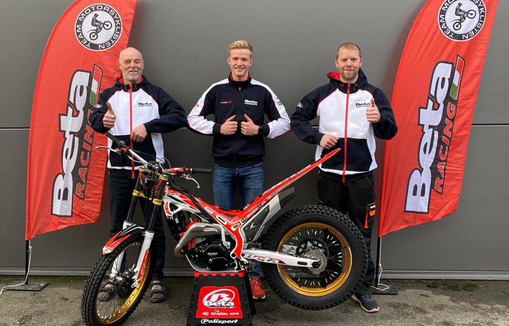 Beta Trial Factory Team – Benvenuto a Sondre Haga
