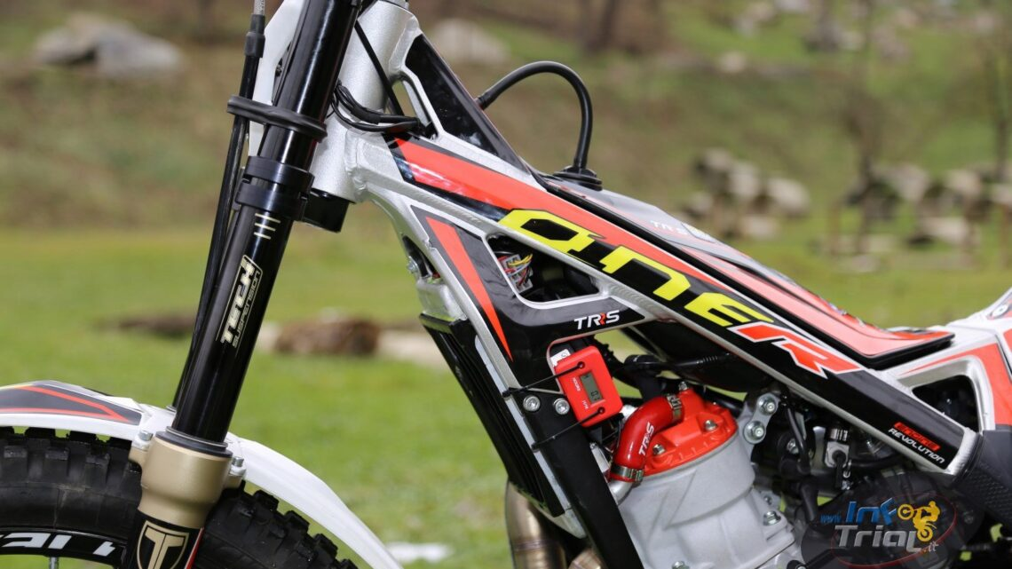 Test Trrs One R 2021 Factory Italia