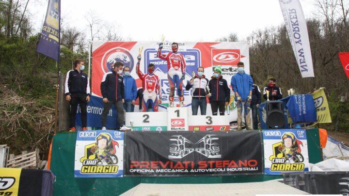 Master Beta 2021 Domenica 11 Aprile Pro Park Genova Ceranesi Organizzazione Motoclub la Guardia Commento, classifiche e galleria fotografica
