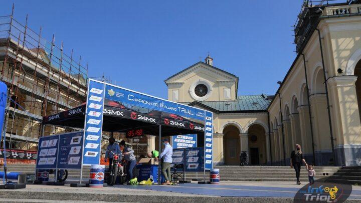 Orari e ordine partenza Campionato Italiano Trial 2021 Pro Park-Santuario della Guardia