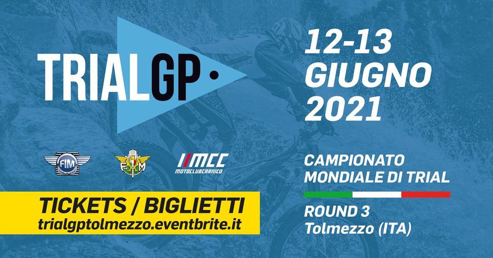 Gp d'Italia 2021 a Tolmezzo. Da oggi è possibile acquistare i biglietti, tutte le info.