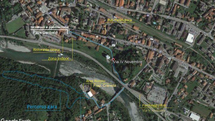 Campionato Regionale Piemontese a Varallo Sesia il 2 Giugno. Info e percorso