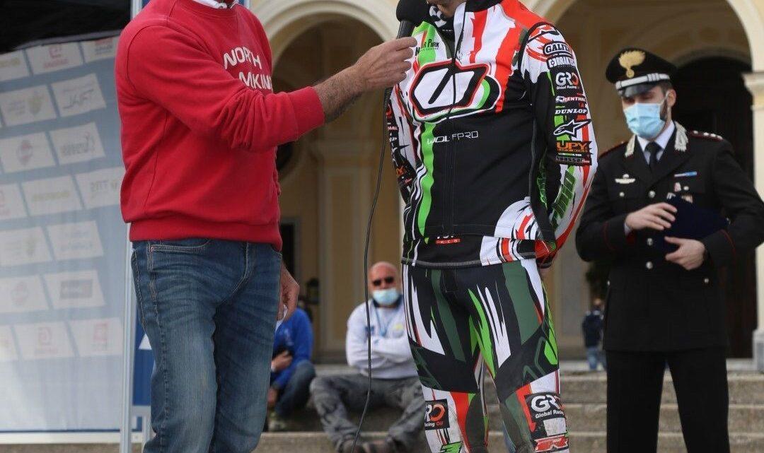 Massiccia presenza straniera anche nella seconda prova del Campionato Italiano di Domenica prossima a Gualdo Tadino