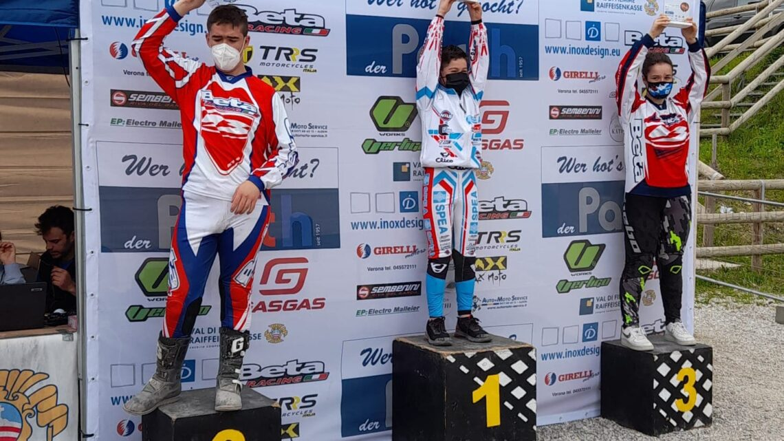 3T Trofeo Trial Triveneto ASI 2021.1° Prova Off Road Park Pietramurata.