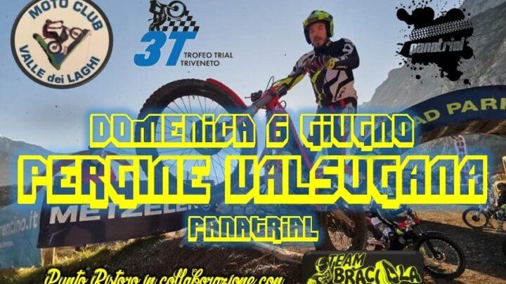 3T Trofeo Trial Triveneto ASI 2021.2° Prova Pergine Valsugana.