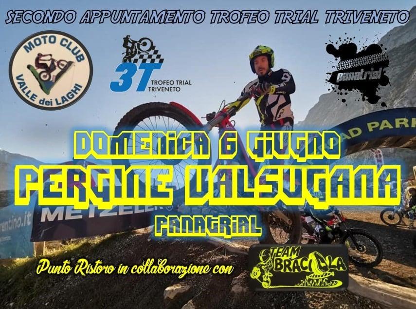 Trofeo Trial Trivento ASI a Pergine Valsugana il 6 Giugno