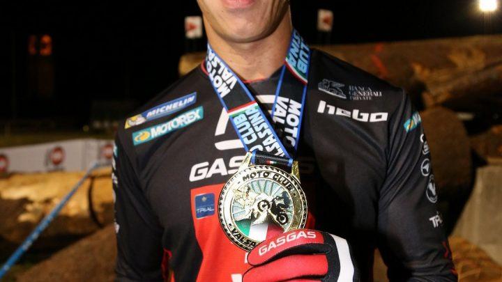 Campionato Italiano Trial Indoor Cortenova.Tournour vince.CLASSIFICHE, COMMENTO e GALLERIA FOTOGRAFICA COMPLETA