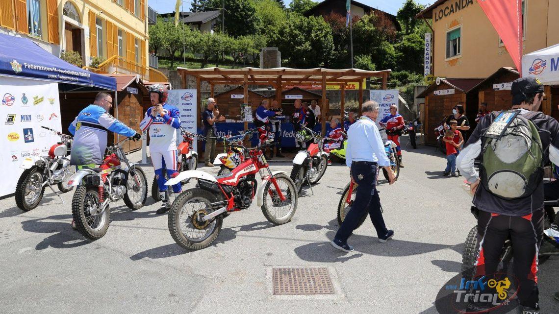 Campionato Italiano Epoca 2021. Rovegno Seconda giornata. Organizzazione Motoclub della Superba.CLASSIFICHE
