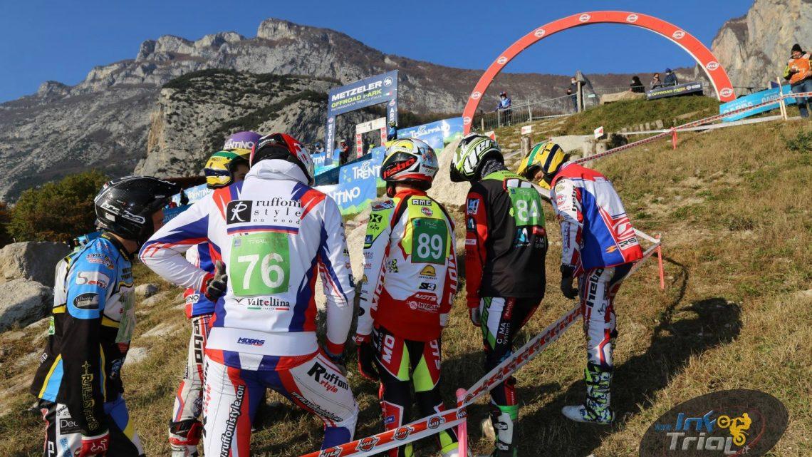 Segui live su infotrial la prima giornata del Campionato Italiano di Pietramurata
