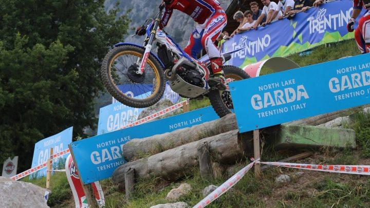 Grattarola, Copetti, Nucifora e Brunisso vincono nella prima giornata dell'italiano trial di Pietramurata.