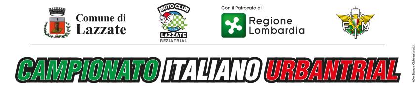 Urban Trial e Italiano Indoor a Lazzate il 17 Luglio.Tutte le INFO