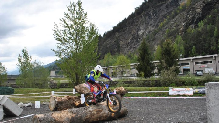 Trofeo Amatoriale Trial Asi Villar Pellice (To)