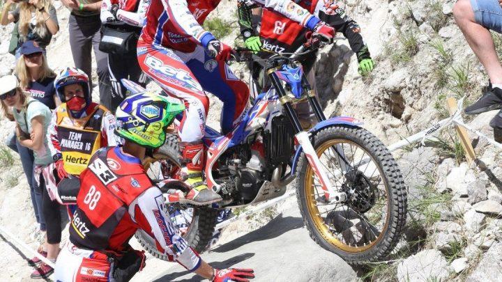 Grattarola e Gandola a podio nella prima giornata del Gp di Andorra