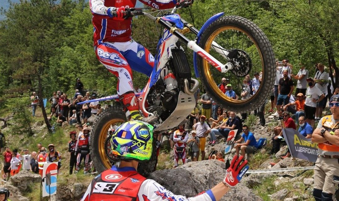 Segui live su www.infotrial.it la seconda giornata del Gp di Andorra