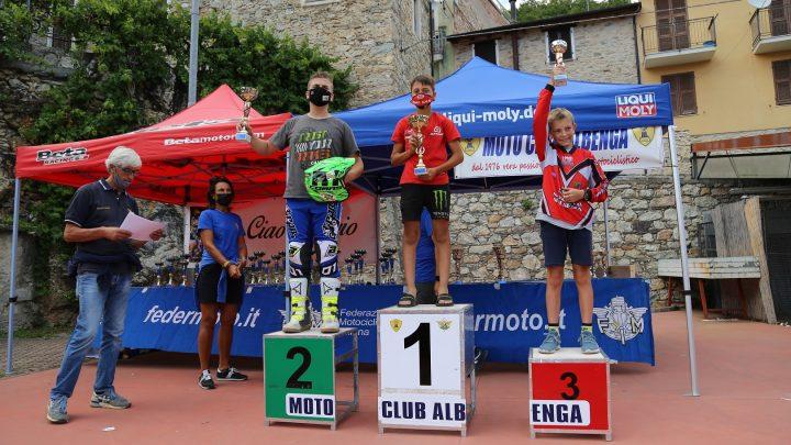 Campionato Regionale Ligure e Piemontese Alto.Organizzazione Motoclub Albenga.COMMENTO, GALLERIA FOTOGRAFICA COMPLETA e CLASSIFICHE