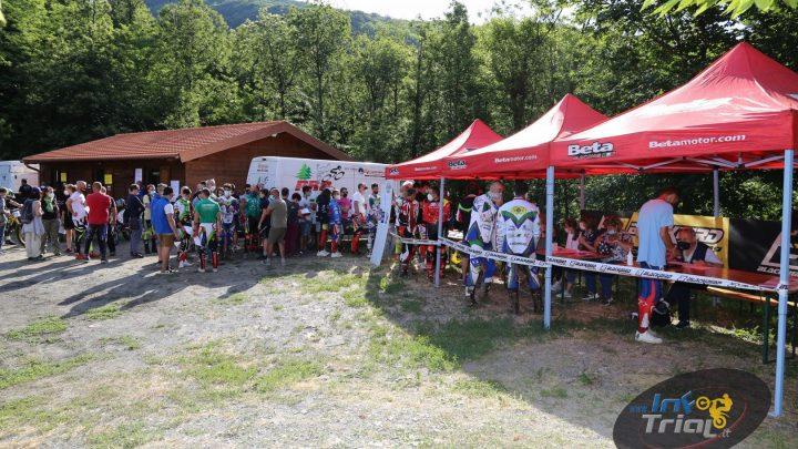 Campionato Regionale Ligure, Lombardo e Trofeo Centro Sud 12 Settembre.CLASSIFICHE LIVE