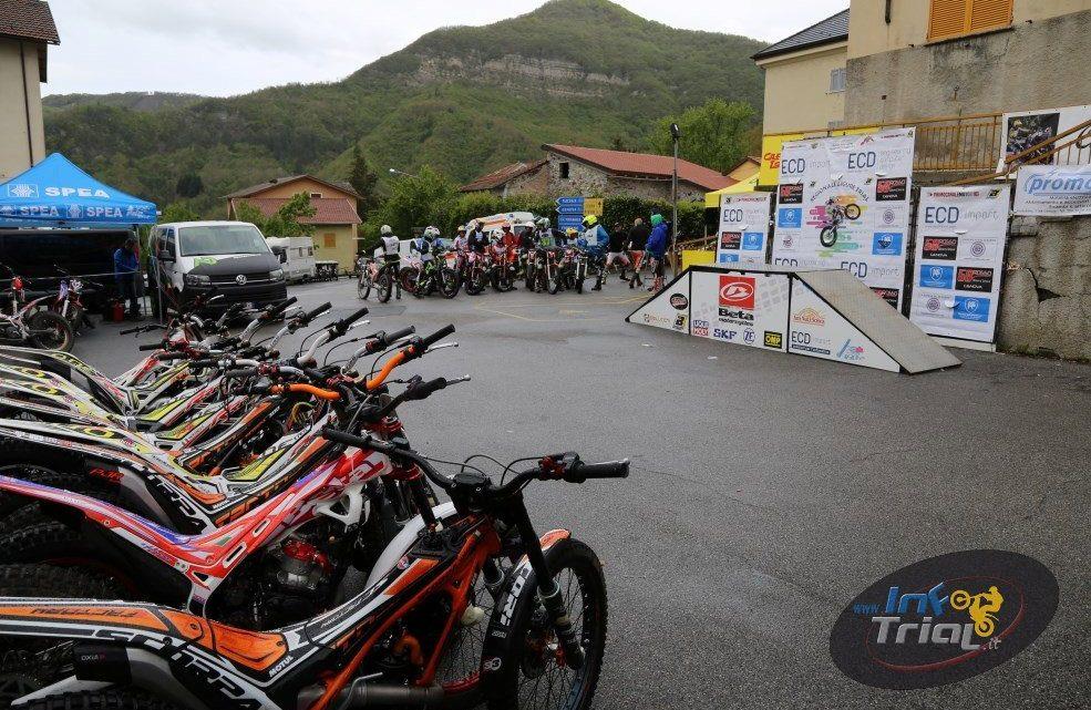 Campionato Regionale Ligure a Rovegno il 12 Settembre.PRESENTAZIONE