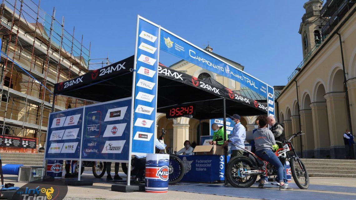 AVVISO Procedura d'iscrizione alle gare del Campionato Italiano Trial
