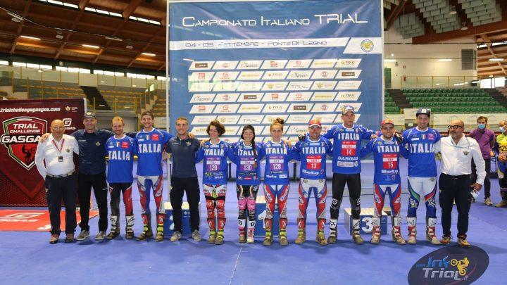Italia terza al Trial delle Nazioni, la squadra femminile quarta