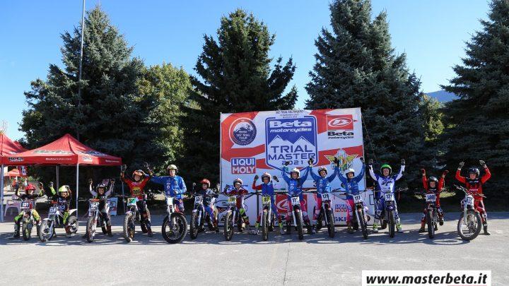 Master Beta 2021 Domenica 19 Settembre Garessio (Cn) Organizzazione Motoclub Trial Alta Val Tanaro Commento, classifiche e GALLERIA FOTOGRAFICA COMPLETA