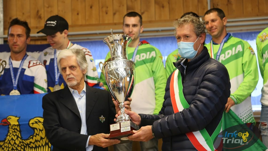 Trofeo delle Regioni 2021.Organizzazione Motoclub Valsassina.CLASSIFICHE