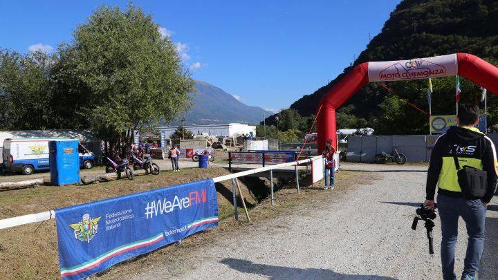Segui live su infotrial l'ultima prova del Campionato Italiano di Colico.CON ORARI DI PARTENZA