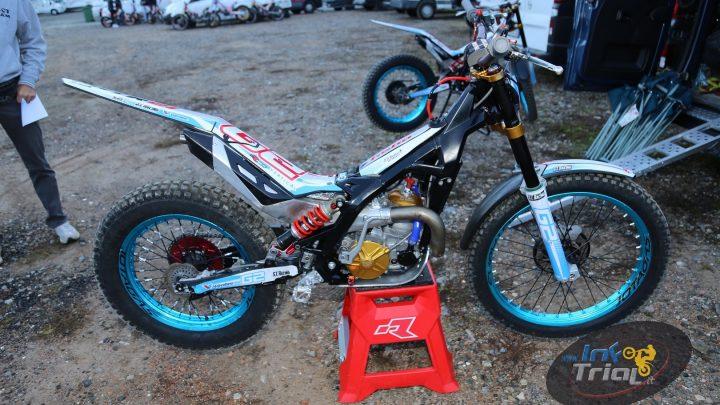 Prototipo Jotagas St Racing Alessandro Nucifora