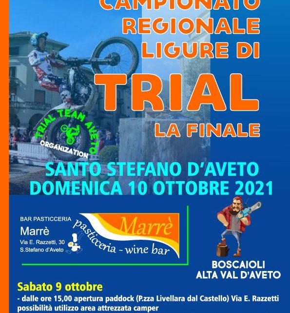 Campionato Regionale Ligure 2021 Santo Stefano d'Aveto.Organizzazione Motoclub La Guardia.Commento, Classifiche e GALLERIA FOTOGRAFICA COMPLETA
