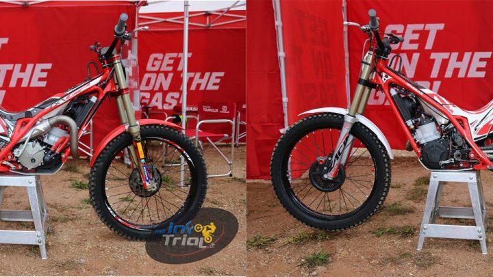 Test Gas Gas TXT R 125 e 280 GP 2022